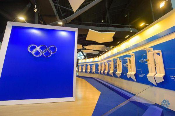献礼奥运,荣耀冰城——2021哈尔滨奥林匹克博览会盛大开幕