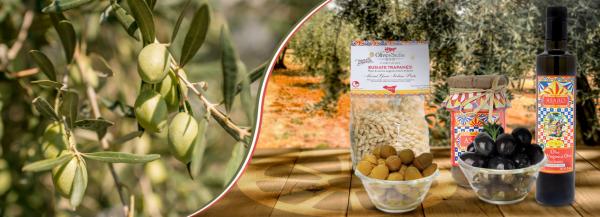 西西里橄榄油