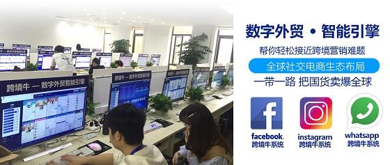 利用跨境牛facebook群控做电商推广的技巧