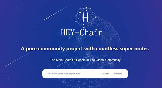 美丽链(HEY)获百美泰收购,BG交易所助力打造社区生态链