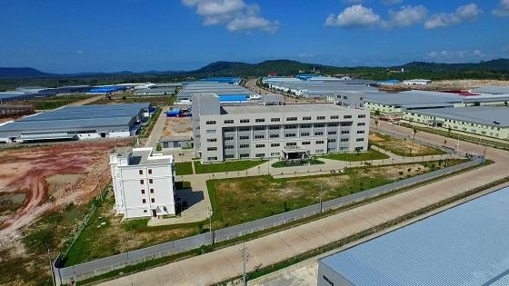MC基金投资5000万美元用于柬埔寨西哈努克港基建