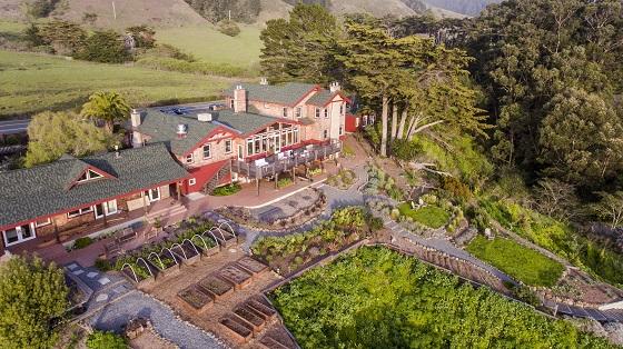 入选米其林家族的百年酒店 Harbor House又一个里程碑