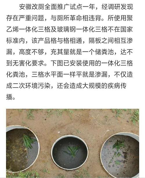 農戶改廁:里子比面子更重要