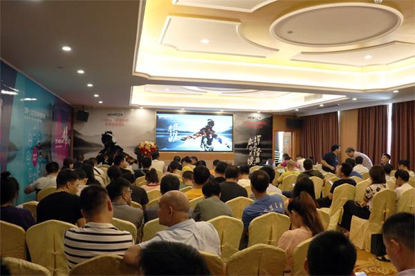 卫领耳机产品发布会暨京东众筹启动会在深圳圆满举行