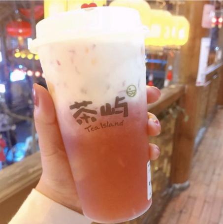 茶屿奶茶加盟店