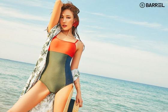 今年衣橱必备的时髦单品是什么?Barrel泳衣肯定少不了