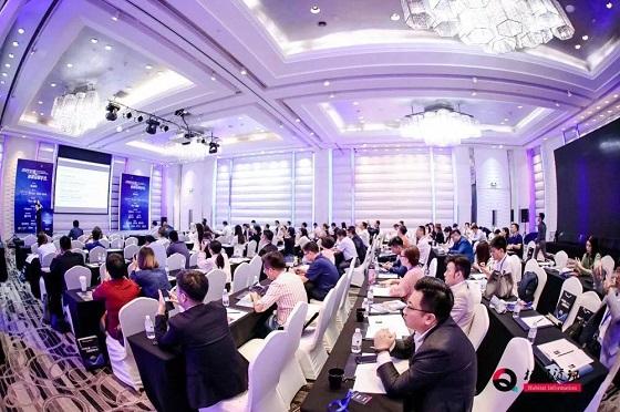 智特医疗出席全球财富金融年会,荣获最佳海外医疗影响力奖