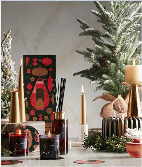 TAO香氛礼单:最好闻的圣诞,也许来自东方