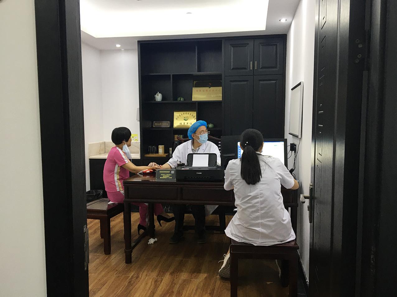 老桑树桑黄进驻常青树名医馆,助力大健康产业发展!