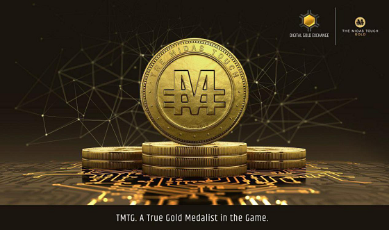 《The Midas Touch Gold (TMTG) 将于6.24日上线OKEX》
