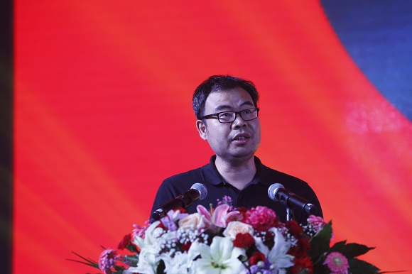 泛亚教育联盟理事会主席牛新哲先生致辞.JPG