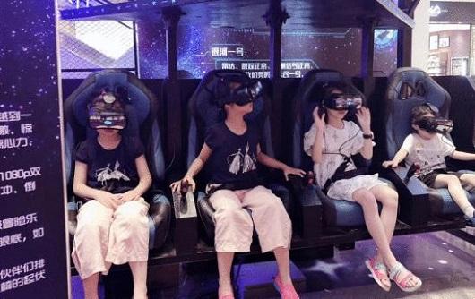 重庆暑假好去处!长嘉汇VR航空航天体验展好评如潮!