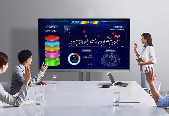 华芯能量进阶数智化商显,设备升级塑造更优人机交互体验
