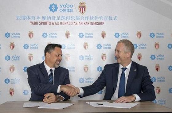 摩纳哥赞助商亚博体育热烈祝贺俱乐部取得德比胜利