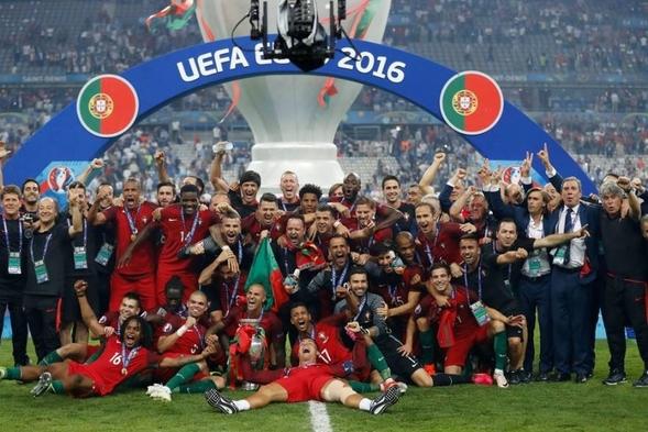 天博体育欧洲杯特辑,葡萄牙的2016冠军之旅