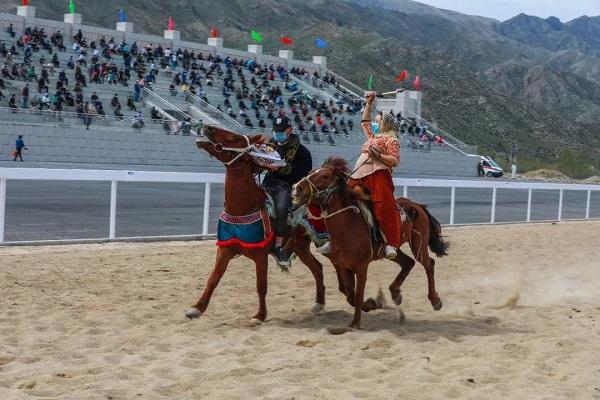 全域旅游进行时丨5·19中国旅游日温泉县少数民族传统体育运动会拉开帷幕!