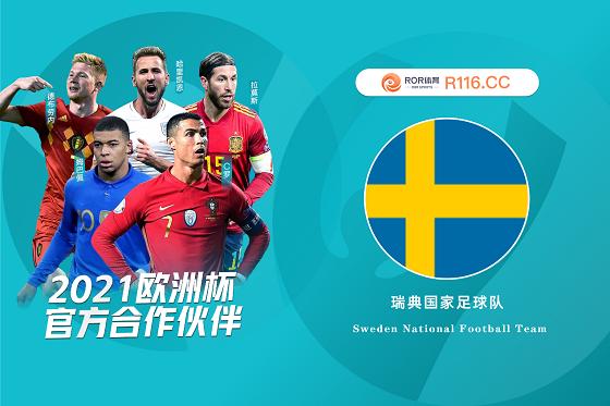 2021歐洲杯國家隊——瑞典北歐海盜篇